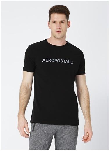 Aeropostale Tişört Siyah